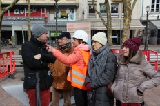 2018-03-08 Internationaler Frauentag Chantiers Place d'Armes Luxembourg AC (96) Signal